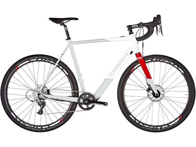 ORBEA Gain D31 - Vélo de route électrique - gris/blanc